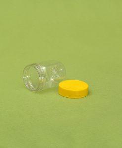 Plasticna tegla, PET teglica, PET ambalaza, sestougaona tegla 180 ml