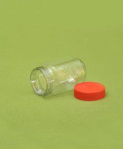 Plasticna tegla, PET teglica, 370 ml, PET ambalaza, sestougaona tegla