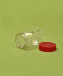 """Tegla, plasticne tegle, cetvrtaasta tegla, PET ambalaza, tegle Ova četvrtasta """"dekor"""" teglica zapremine 180 ml ima višestruku primenu. Uverite se u kvalitet naših proizvoda!"""