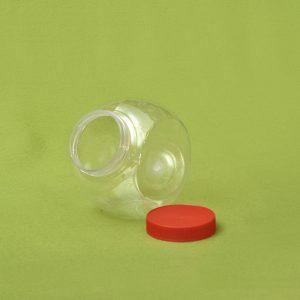 Plasticna kosa tegla, 1 litar, pet tegle, pet ambalaza