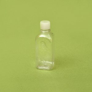 Plasticna boca za svetu vodicu, flasica za svetu vodu, osvecena vodica
