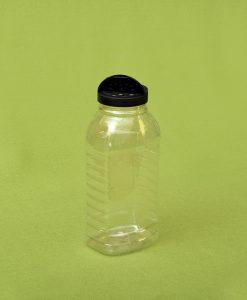 Plasticna tegla za zacine, cajeve, 1 kg, pet tegle